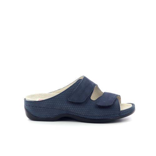 Berkemann damesschoenen sleffer blauw 203352