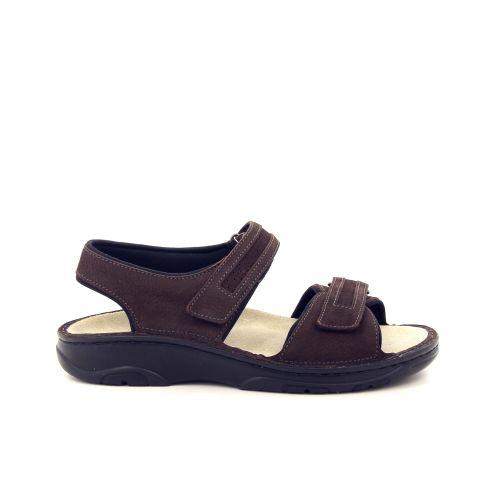 Berkemann herenschoenen sandaal bruin 192642