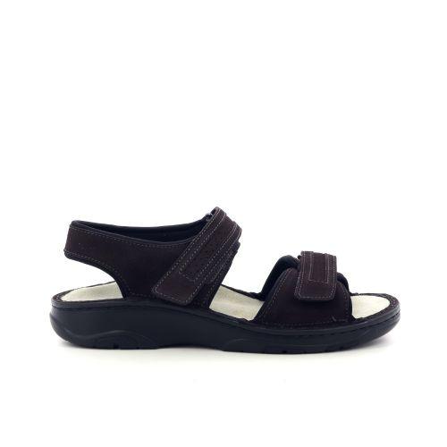 Berkemann  sandaal zwart 212329