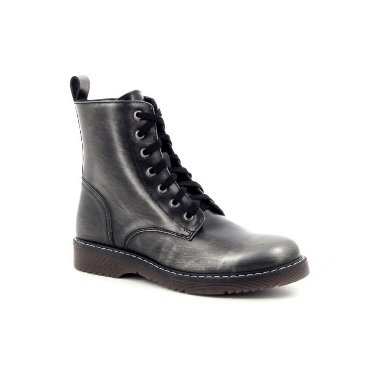 Bi key kinderschoenen boots grijs 189066