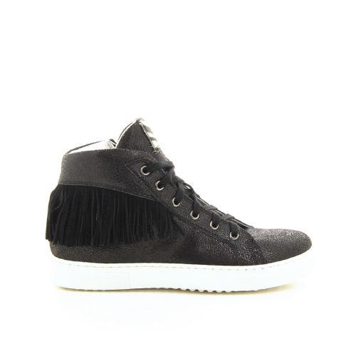 Bi key  boots zwart 19040