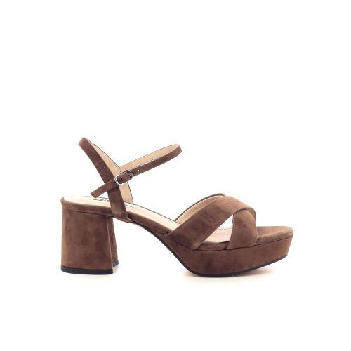 Bibi lou damesschoenen sandaal bruin 205095