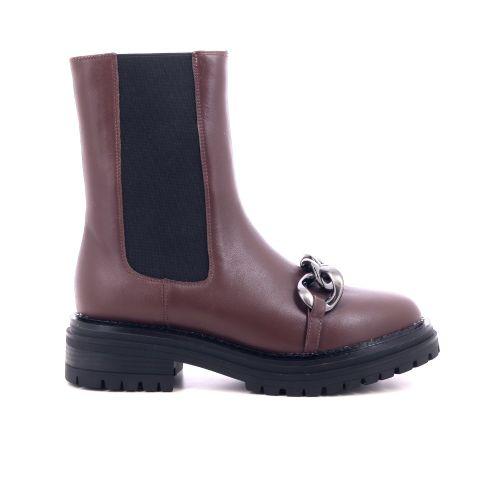 Bibi lou damesschoenen boots cognac 217702