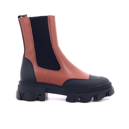 Bibi lou damesschoenen boots kaki 217705