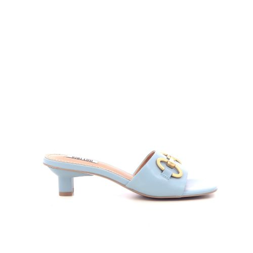 Bibi lou damesschoenen sleffer lichtblauw 213922