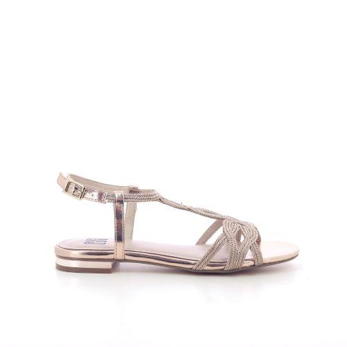 Bibi lou damesschoenen sandaal platino 205102