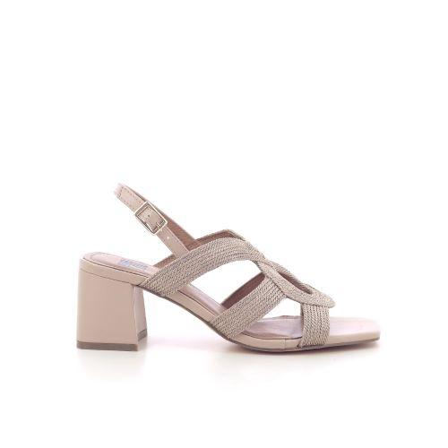 Bibi lou damesschoenen sandaal platino 213903