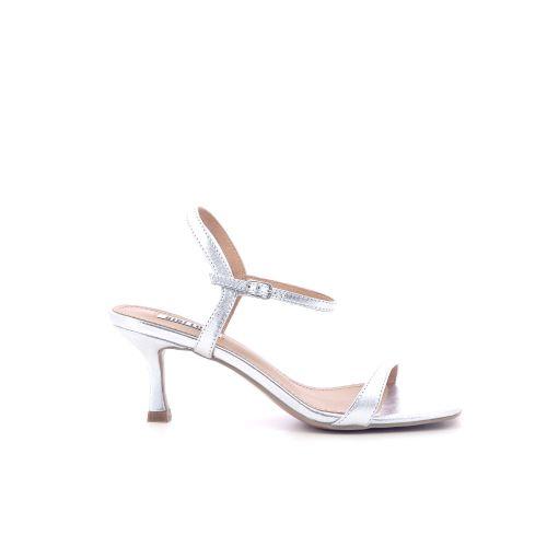 Bibi lou damesschoenen sandaal zilver 213908