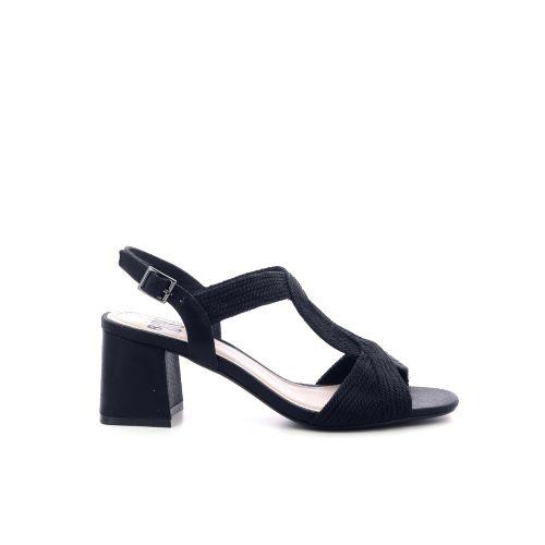 Bibi lou damesschoenen sandaal zwart 205098
