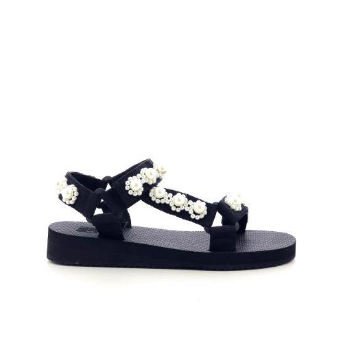 Bibi lou damesschoenen sandaal zwart 213919