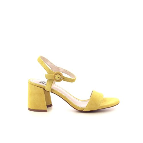 Bibi lou koppelverkoop sandaal geel 194595