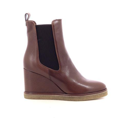 Billi bi damesschoenen boots cognac 209799