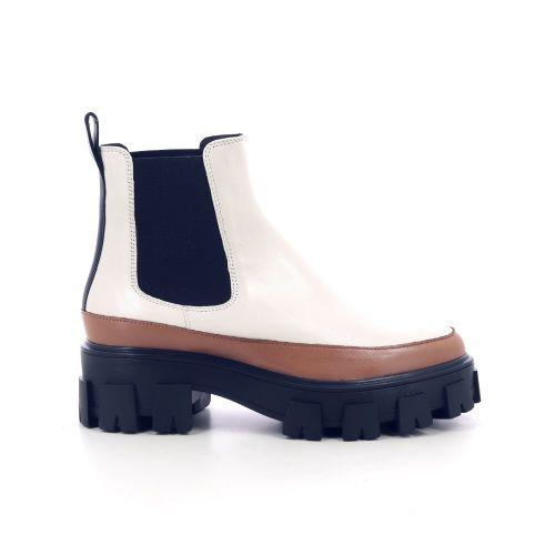 Billi bi damesschoenen boots ecru 217512