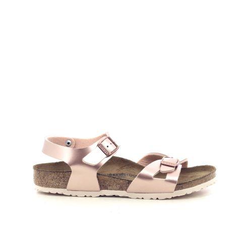 Birkenstock kinderschoenen sandaal poederrose 212794