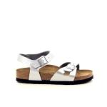 Birkenstock kinderschoenen sandaal zilver 169508