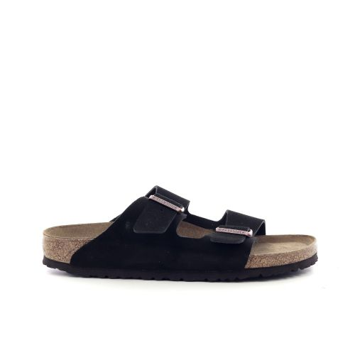 Birkenstock  sleffer zwart 202996