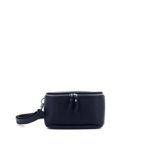 Black rose tassen handtas zwart 219039