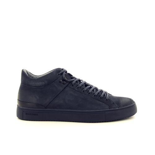Blackstone herenschoenen sneaker donkerblauw 190588
