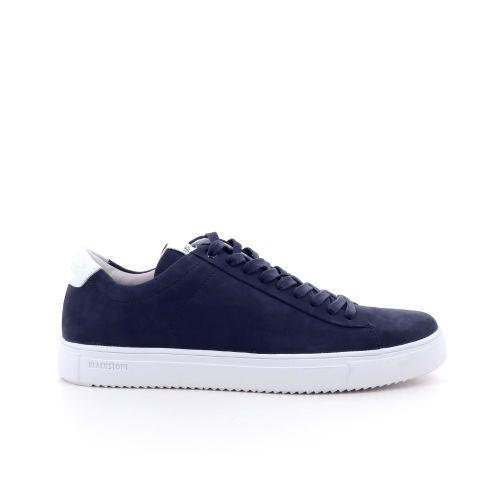 Blackstone herenschoenen sneaker donkerblauw 204664