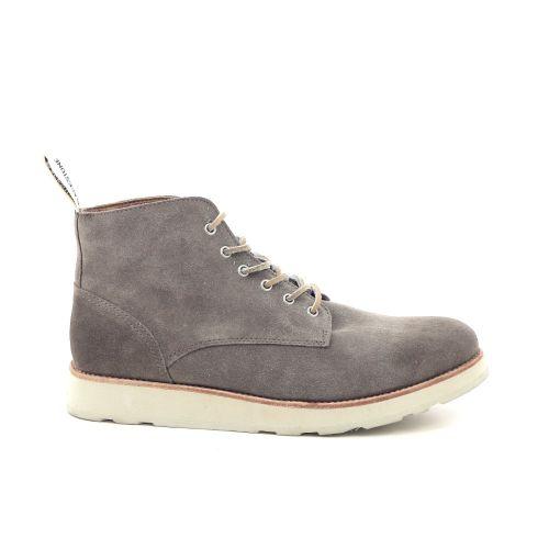 Blackstone herenschoenen boots grijs 177647