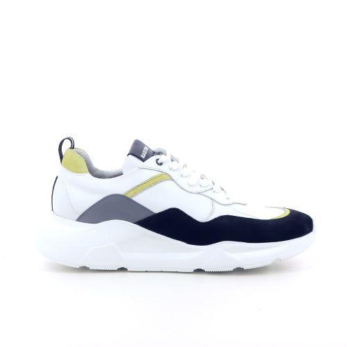 Blackstone herenschoenen sneaker wit 204659