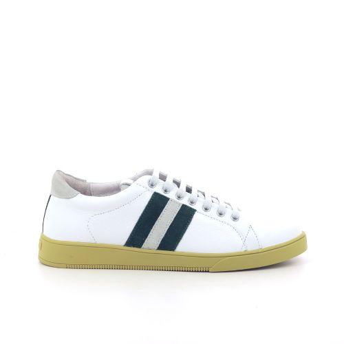 Blackstone herenschoenen sneaker wit 204661