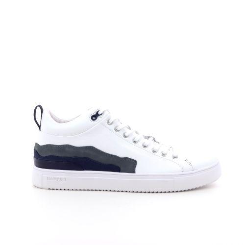 Blackstone herenschoenen sneaker wit 204663