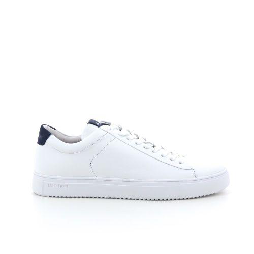Blackstone herenschoenen sneaker wit 204665