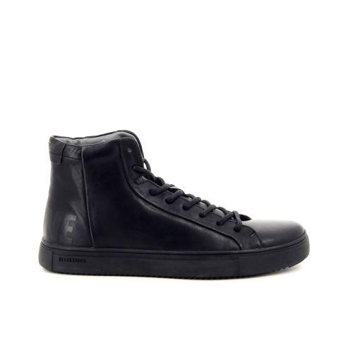 Blackstone herenschoenen sneaker zwart 190587
