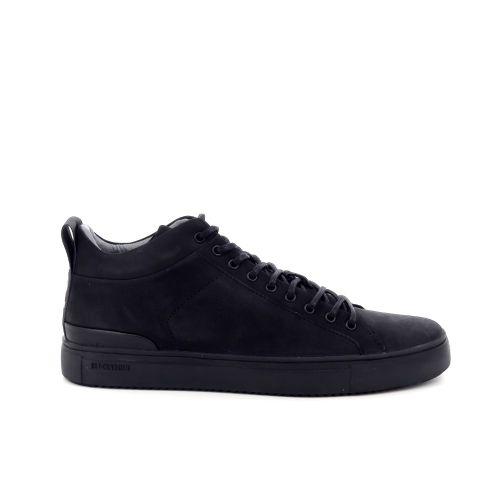 Blackstone herenschoenen sneaker zwart 200872