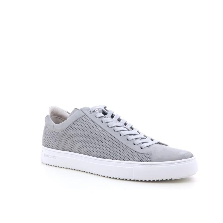 Blackstone herenschoenen sneaker grijs 204666