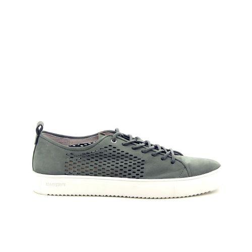 Blackstone solden sneaker watergroen 183241