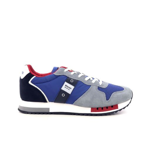 Blauer usa herenschoenen veterschoen wit 213359