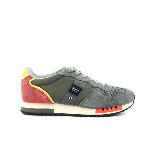 Blauer usa  sneaker kaki 203624
