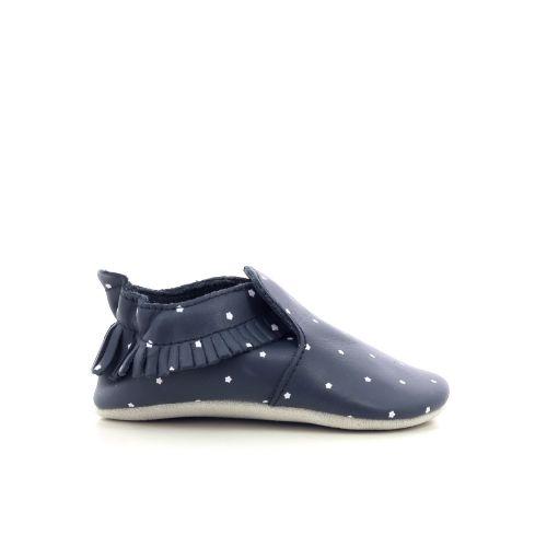Bobux  pantoffel donkerblauw 207582