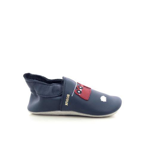 Bobux  pantoffel donkerblauw 207587