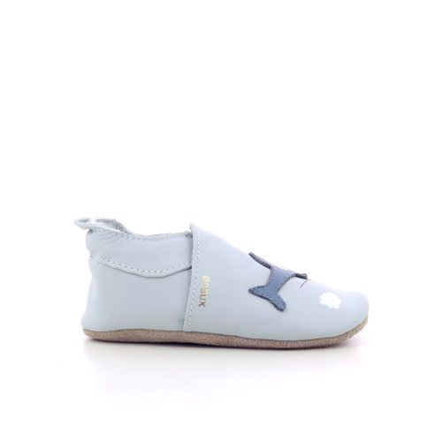 Bobux kinderschoenen pantoffel lichtblauw 207586
