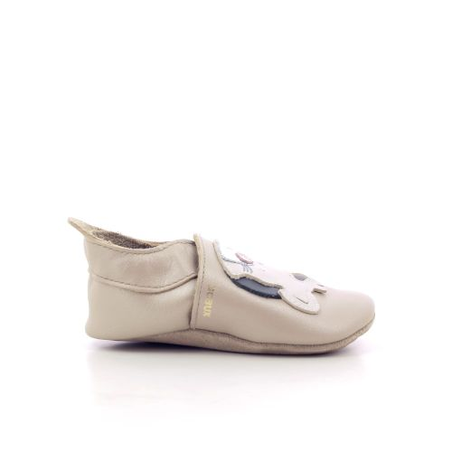 Bobux kinderschoenen pantoffel poederrose 207581