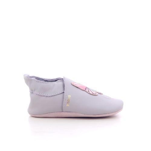 Bobux  pantoffel lila 207584
