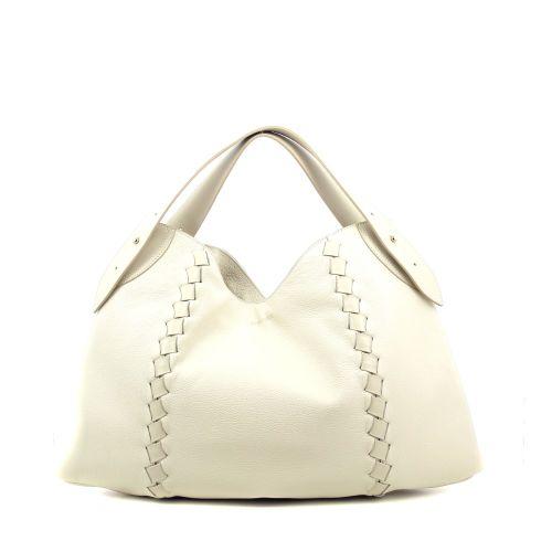 Borbonese tassen handtas beige 215876