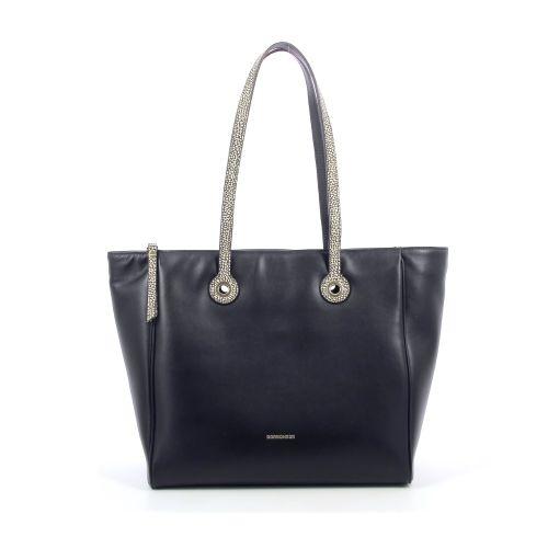 Borbonese tassen handtas zwart 206977
