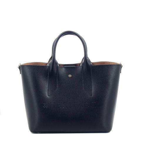 Borbonese tassen handtas zwart 215880