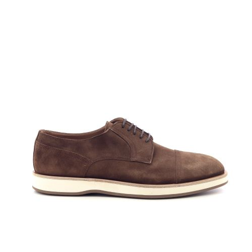 Boss  veterschoen cognac 203049