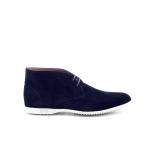 Boss herenschoenen boots blauw 168324