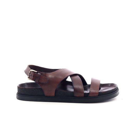 Brador  sandaal cognac 212612