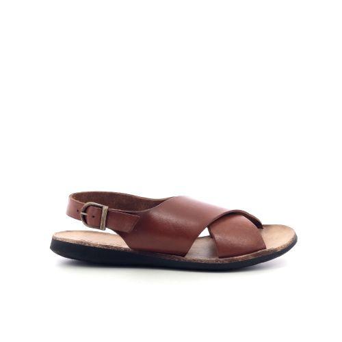 Brador damesschoenen sandaal cognac 212608