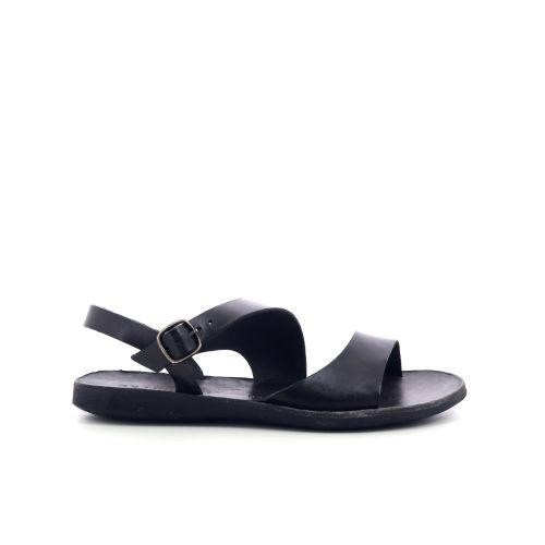 Brador damesschoenen sandaal d.bruin 212607