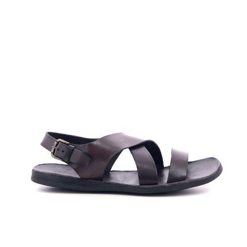 Brador herenschoenen sandaal bruin 212611