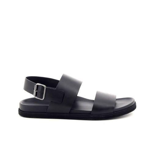 Brador herenschoenen sandaal zwart 192471