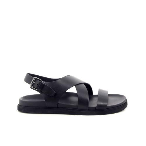 Brador  sandaal zwart 183274